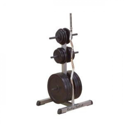 Body Solid Standard Tree and Bar Holder - New
