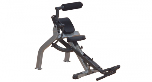 Body Solid Synchronized-Recumbent Ab Bench - New