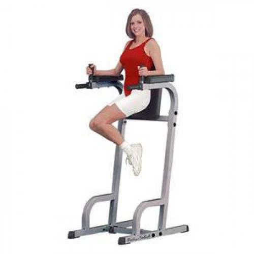 Body Solid Vertical Knee Raise & Dip Station - New