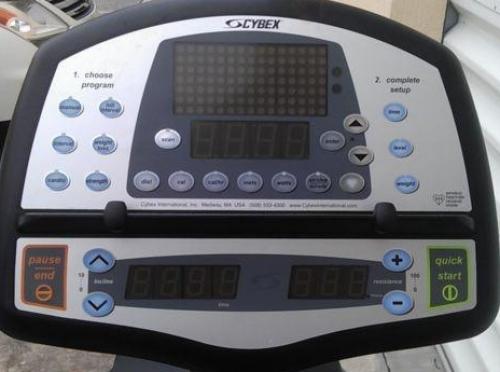 Cybex 620a Arc Trainer - Remanufactured