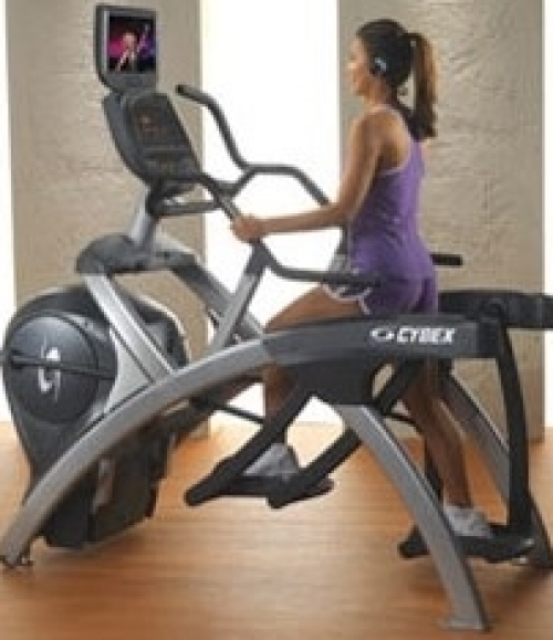 Cybex 750a Lower Body Arc Trainer - Remanufactured