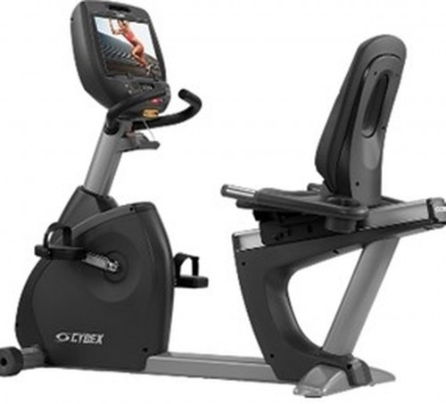 Cybex 770R Recumbent Bike w/ E3 Console - Remanufactured