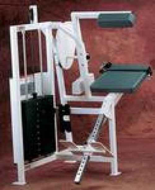 Cybex Classic Selectorized Back Extension - Remanufactured