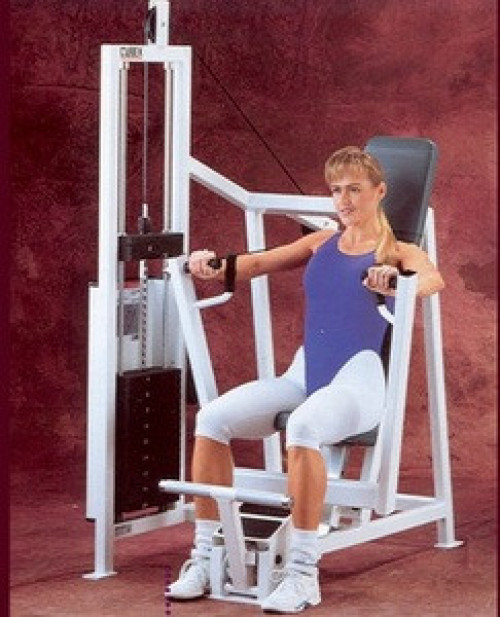 Cybex Classic Selectorized Chest Press - Remanufactured