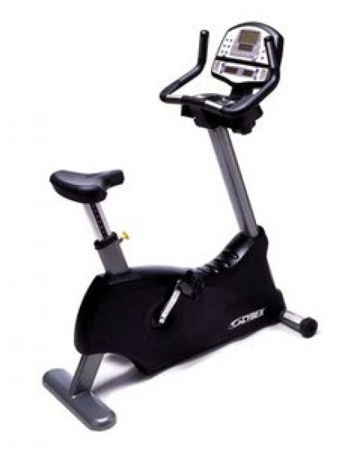 Cybex Cyclone 530c Upright Exercise Bike Remanufactured