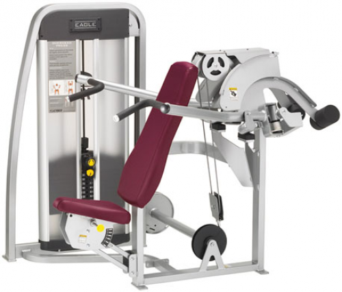 Cybex Eagle Shoulder Press - Remanufactured