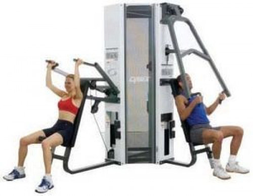 Cybex Modular 4 Stack Jungle Gym - Serviced