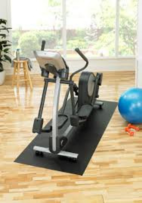 Elliptical Mat - New