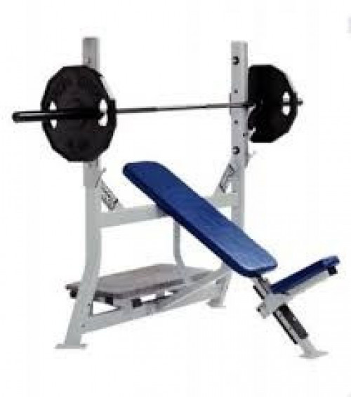 Hammer Strength Olympic Incline Bench - Remanufactured