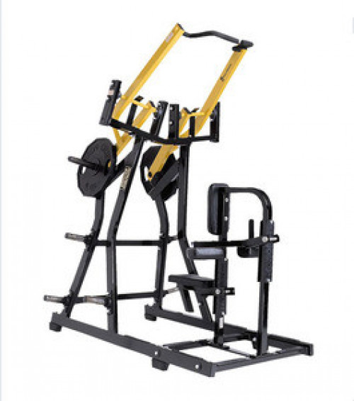 Hammer Strength Plate Loaded Iso-Lateral Front Lat Pulldown - Remanufactured