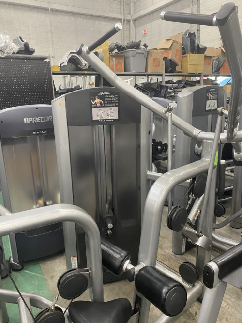 12-Piece Life Fitness Signature Package - As Is Functional