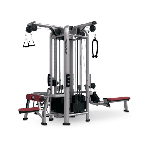 Life Fitness 4 Station Jungle Gym