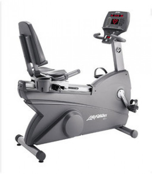 Life Fitness 95Ri Recumbent Exercise Bike - Remanufactured