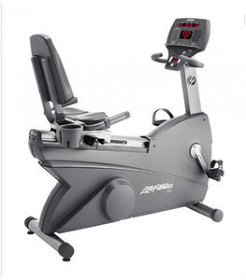 Life Fitness 95Ri Recumbent Exercise Bike - Remanufactured