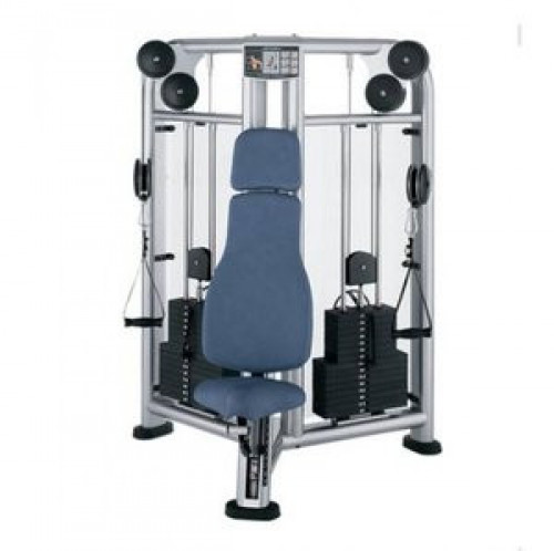 Life Fitness Cable Motion Chest Press - Remanufactured