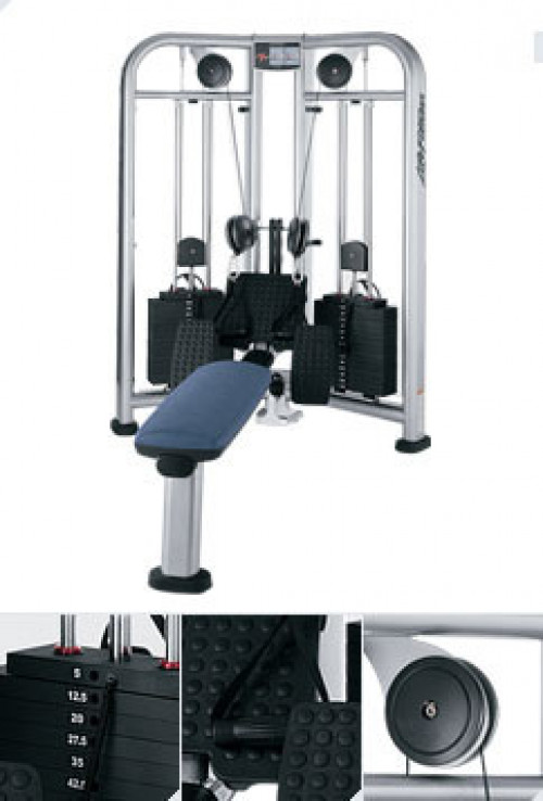 Life Fitness Cable Motion Row - Remanufactured