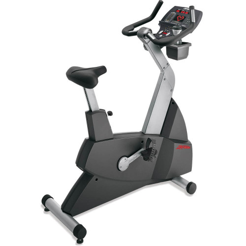 Life Fitness CLSC Upright Bike - Remanufactured