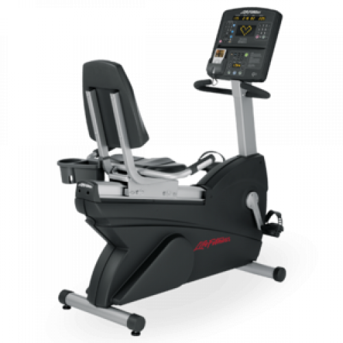 Life Fitness CLSR Recumbent Bike - Remanufactured