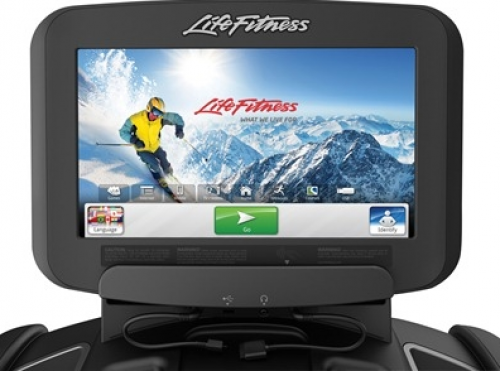 Life Fitness 95T SE Discover Elevation Treadmill - Remanufactured