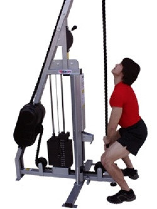 Marpo Kinetics V250 Viper Rope Trainer w/o seat - Remanufactured