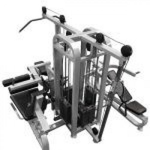 Muscle D Compact 4 Stack Multi Gym  - New