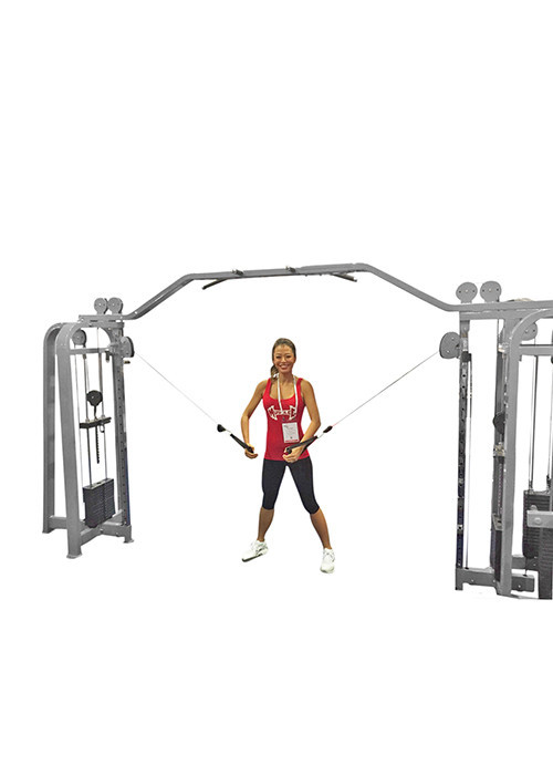 Muscle D Compact 5 Stack Multigym - New