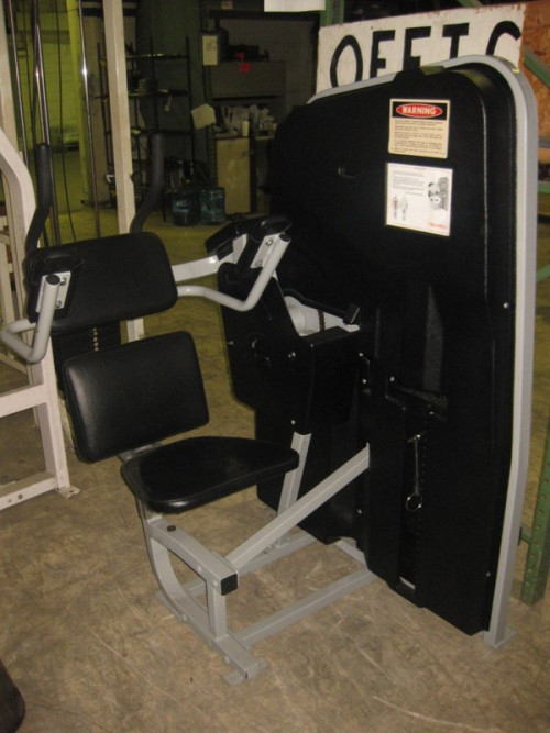 Nautilus Next Gen Abdominal Crunch - Remanufactured