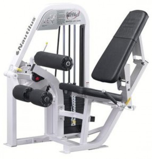 Nautilus Nitro Seated Leg Curl - Remanufactured
