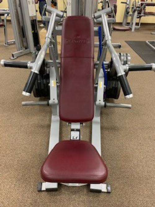 Nautilus Xplode Vertical Chest Press - Remanufactured