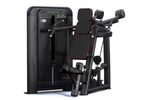 Pulse Fitness H Range Shoulder Press Independent Arm - New