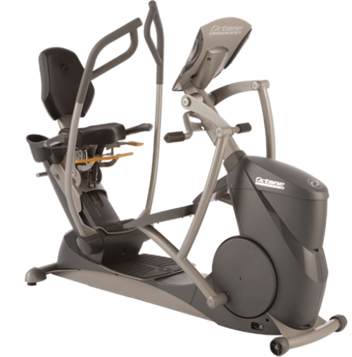 Octane Fitness xRide xR6 Seated Elliptical - Remanufactured