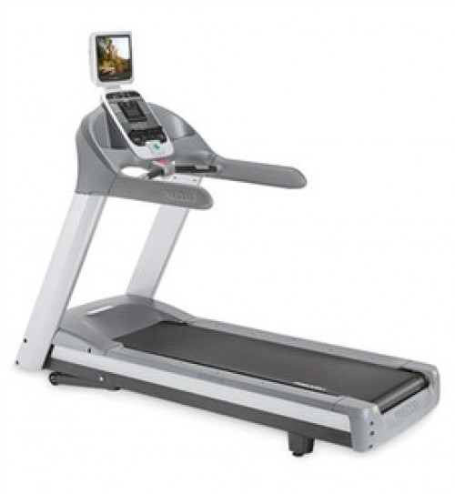 Precor 966i Experience Treadmill w/TV - Remanufactured