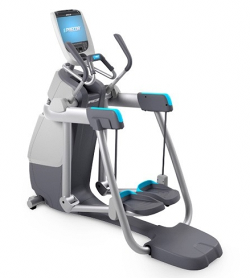 Precor AMT 885 with Open Stride w/P80 Console - Remanufactured