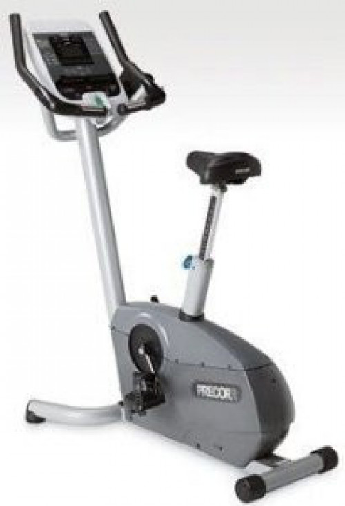 Precor C846i Experience Upright Bike - Remanufactured