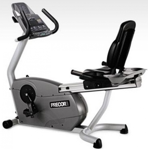 Precor c846i Recumbent Exercise Bike (Remanufactured)