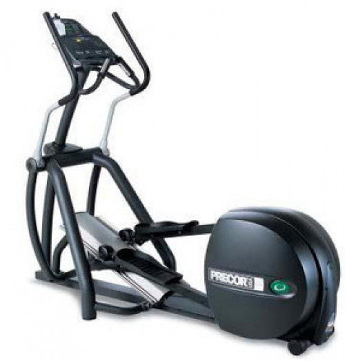 Precor EFX 556 Elliptical  Crosstrainer V3  Cordless w/ Heart Rate - Remanufactured