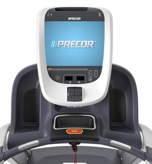 Precor TRM 885 V1 Treadmill w/P80 Console (Remanufactured)