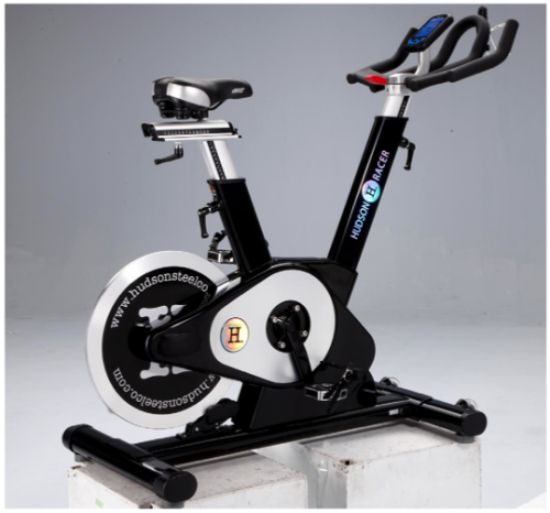 Hudson Steel Indoor Cycle - Serviced