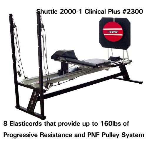 Shuttle 2000-1 Clinical Plus - New