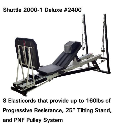Shuttle 2000-1 Deluxe - New