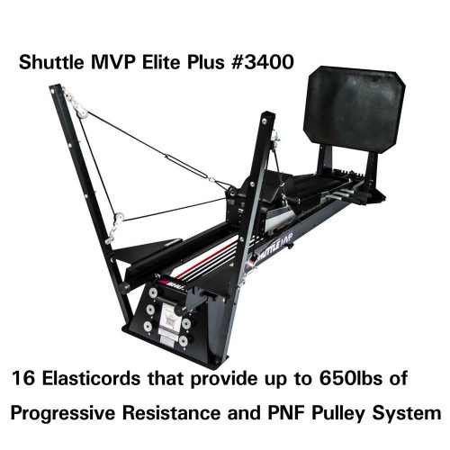 Shuttle MVP Elite Plus - New