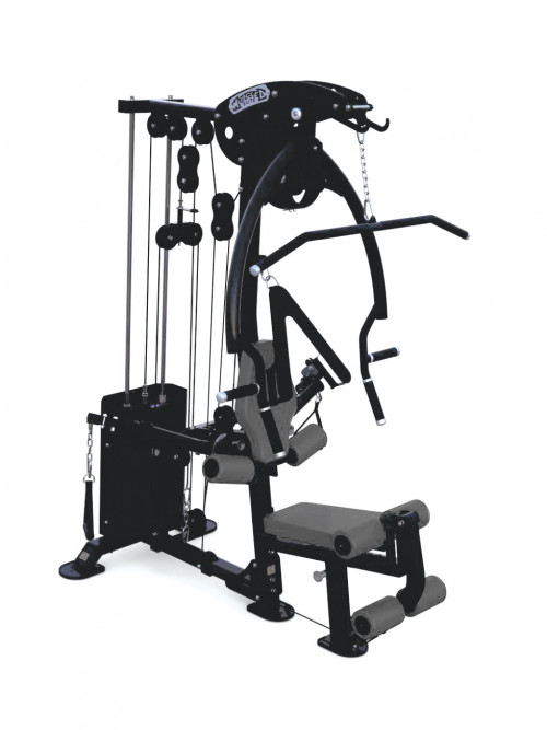 Muscle D Compact Single Stack Gym - New
