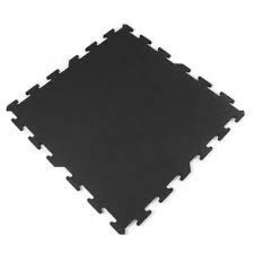 2'x2' Interlocking Mats (Solid Black)