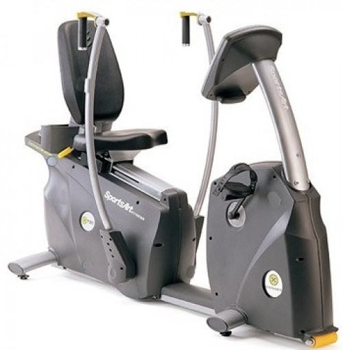 SportsArt XT20 Xtrainer Recumbent Bike - Serviced