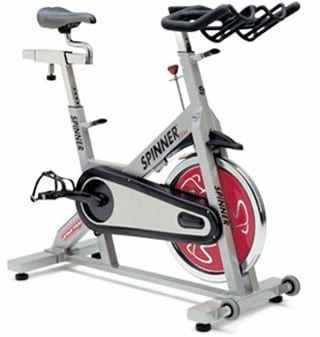 Star Trac Spinner Elite Indoor Cycle Bike - Serviced