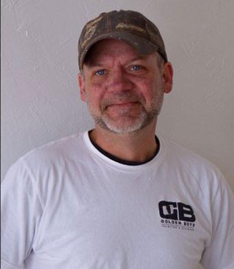 Ricky Spock - Crew Chief