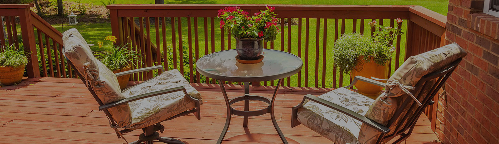 Deck Staining Rochester NY