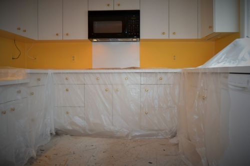 4 Steps to Prepare your Kitchen for a New Coat of Paint