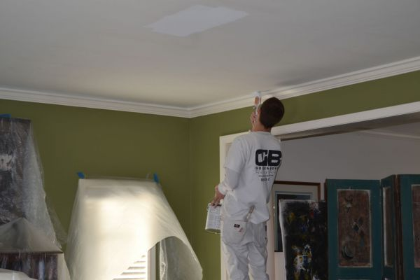 How to Paint Your Ceilings