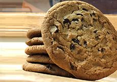 Cookies Menu